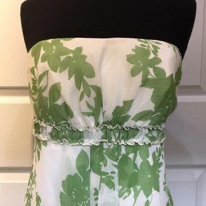 David's Bridal Spring Party Dress